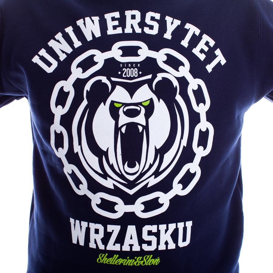 Uniwersytet Wrzasku Bluza Klasyczna