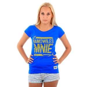Namówiłeś Mnie T-shirt Damski
