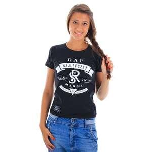 SR Rap Najlepszej Marki T-shirt Damski