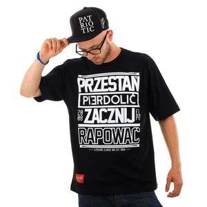 Przestań Pier* T-shirt
