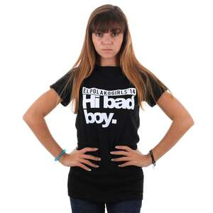 Hi Bad Boy T-shirt Damski