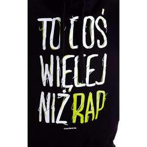 To Coś Więcej Niż Rap Bluza z Kapturem