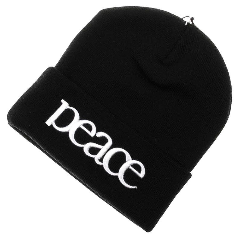 czapka zimowa Peace