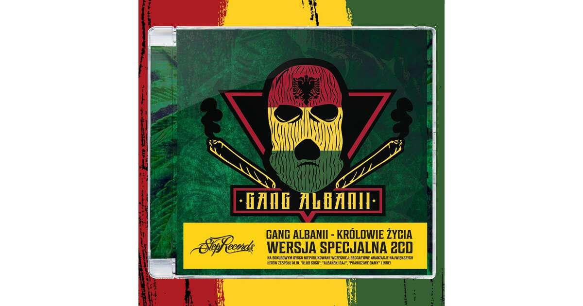 6b810da50cde Gang Albanii - Królowie Życia 2CD Edycja Specjalna - do zamówienia na  preorder.pl