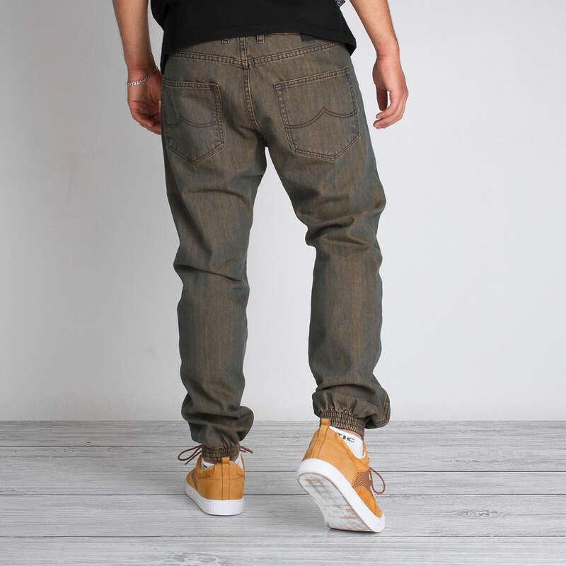 męskie joggery - spodnie