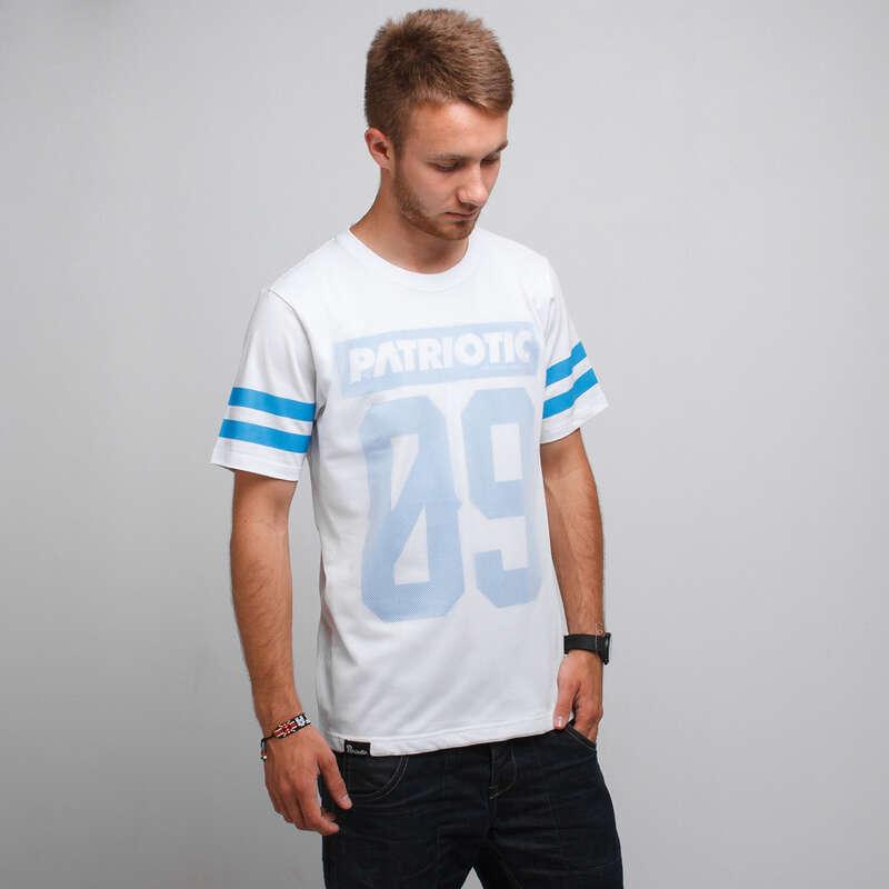 męski t-shirt Patriotic