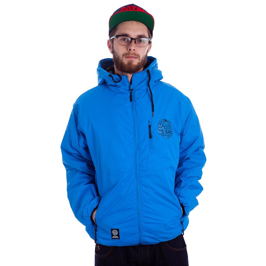 da413c9c8fe5c Mass Denim - Jacket Base 13 Kurtka Zimowa kolor niebieski do ...