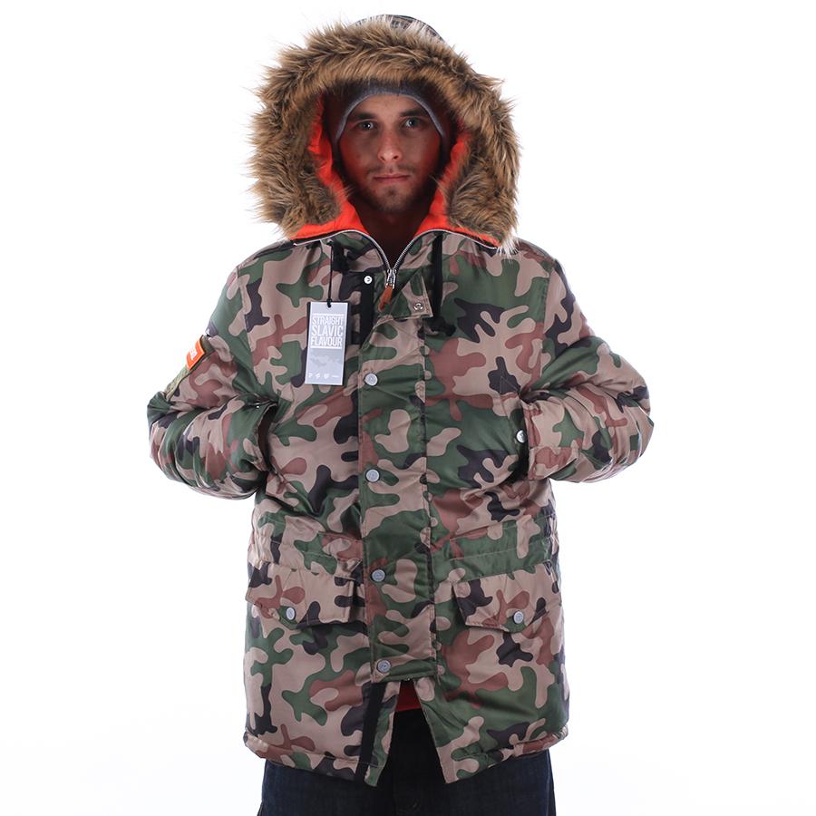 sprzedaż uk najlepszy znana marka Kl Winter Jacket Conqueror Kurtka Zimowa