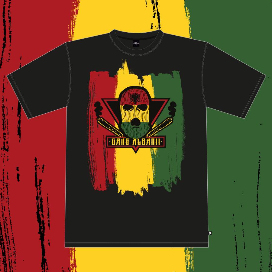 6ea6ee767377 Gang Albanii - Królowie Życia Edycja Specjalna T-shirt koszulka ...
