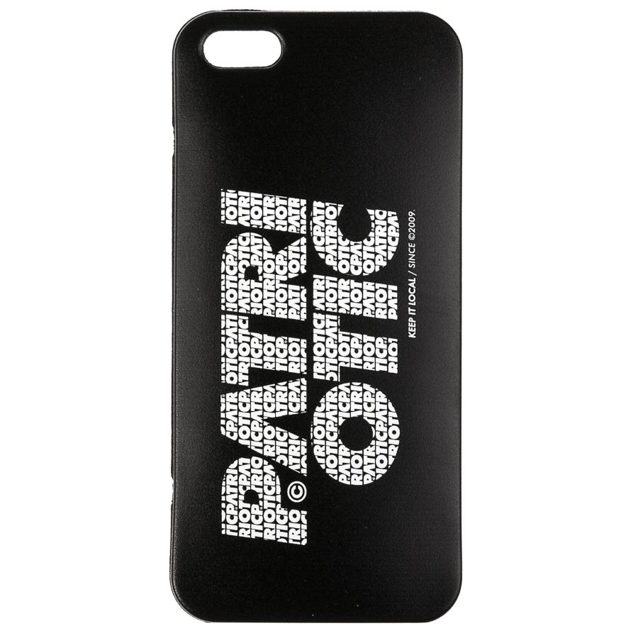 ea5f1c85cfb1 Patriotic - Cls Fonts Etui Iphone 5 5S kolor czarny do zamówienia na ...