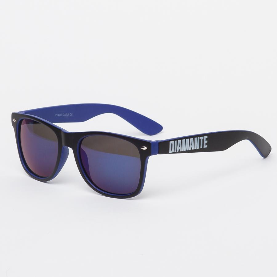 056f4f7a920e Diamante Wear - Diamante 3 Okulary kolor czarny niebieski zamówisz ...
